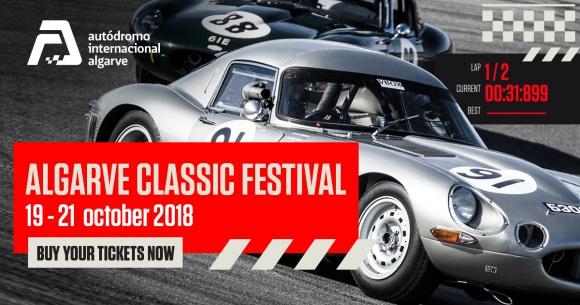 Algarve Classic Festival 2018