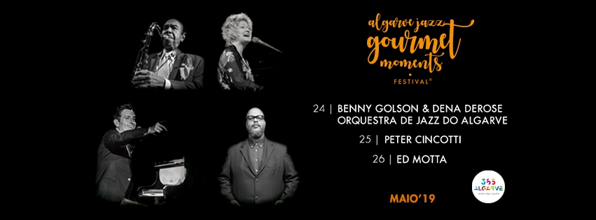 Algarve Jazz Gourmet Moments Festival 2019