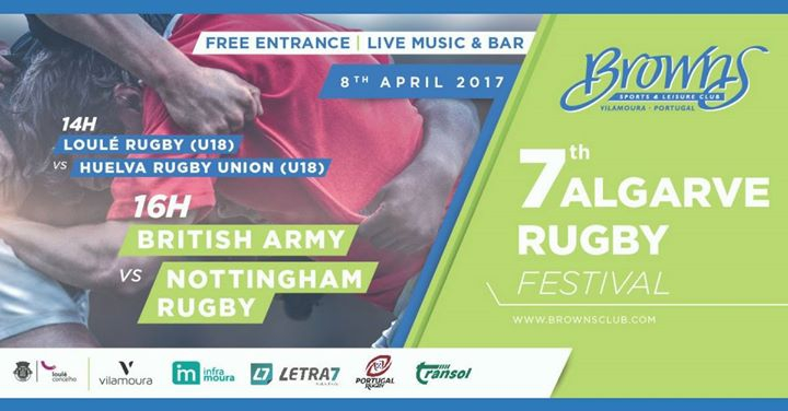 Algarve Rugby Festival 2017