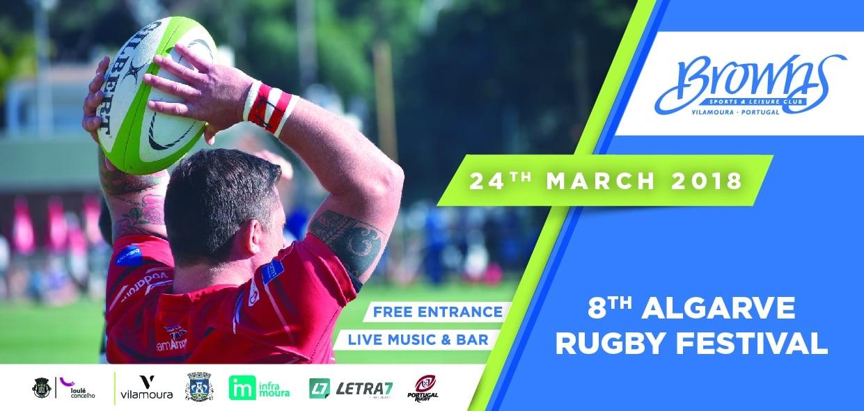 Algarve Rugby Festival 2018