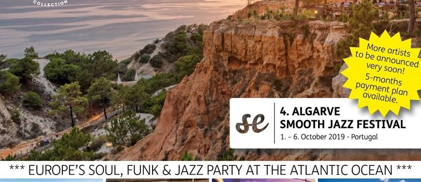 Algarve Smooth Jazz Festival 2019