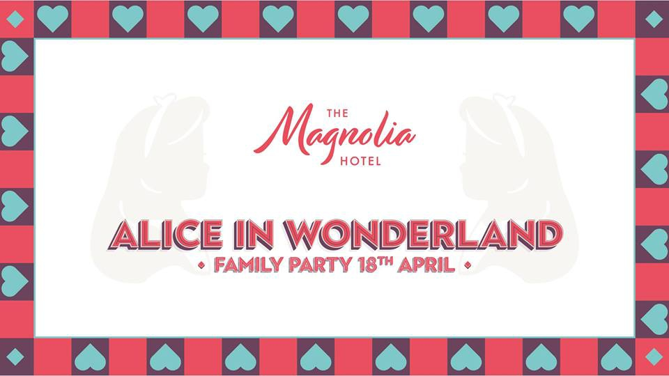 Alice In Wonderland Family Party