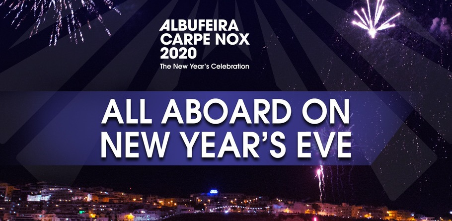All Aboard on New Year's Eve