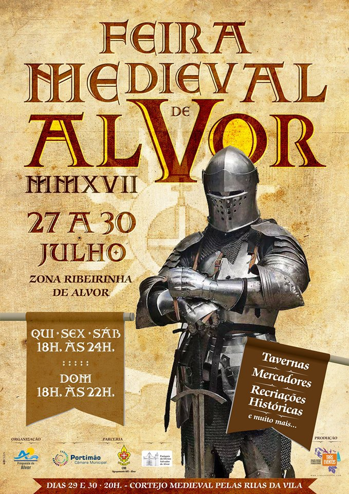 Alvor Medieval Fair 2017