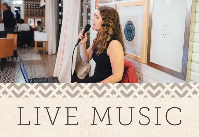 April Live Music Nights at Bovino