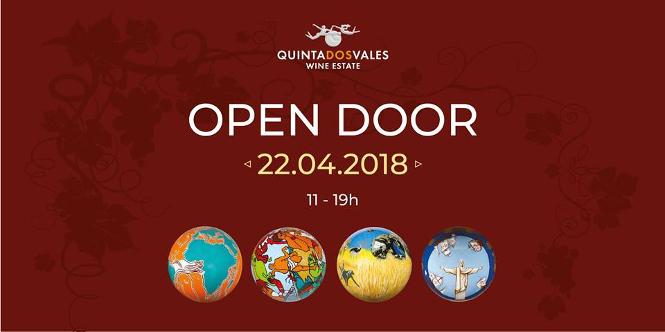 April Open Door at Quinta dos Vales