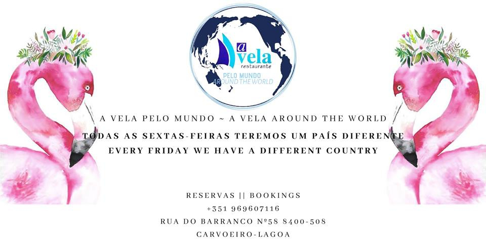 Around the World with A Vela