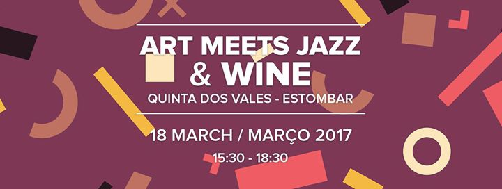 Art Meets Jazz & Wine
