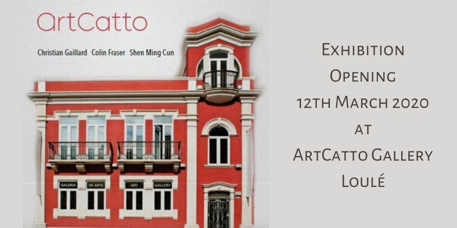 ArtCatto Exhibition