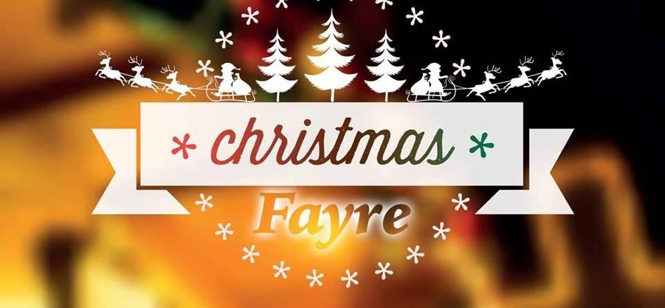 ATF and ACCA Christmas Fayre