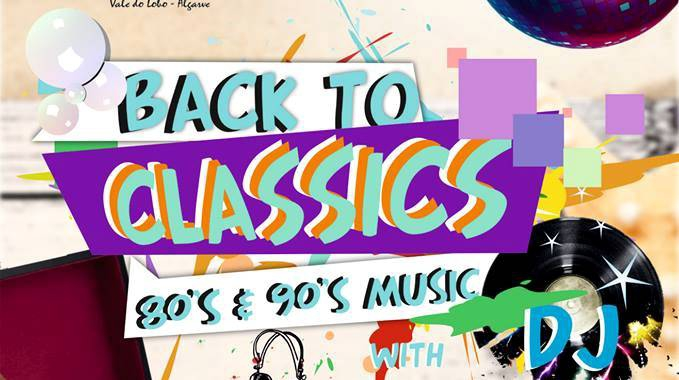 Back to Classics at Beach Bar Vale do Lobo