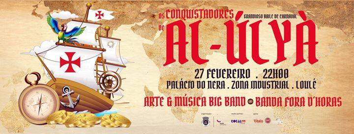 Baile de Carnaval 'Os Conquistadores de Al-úlyà'