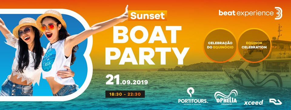 Beat Experience Boat Party