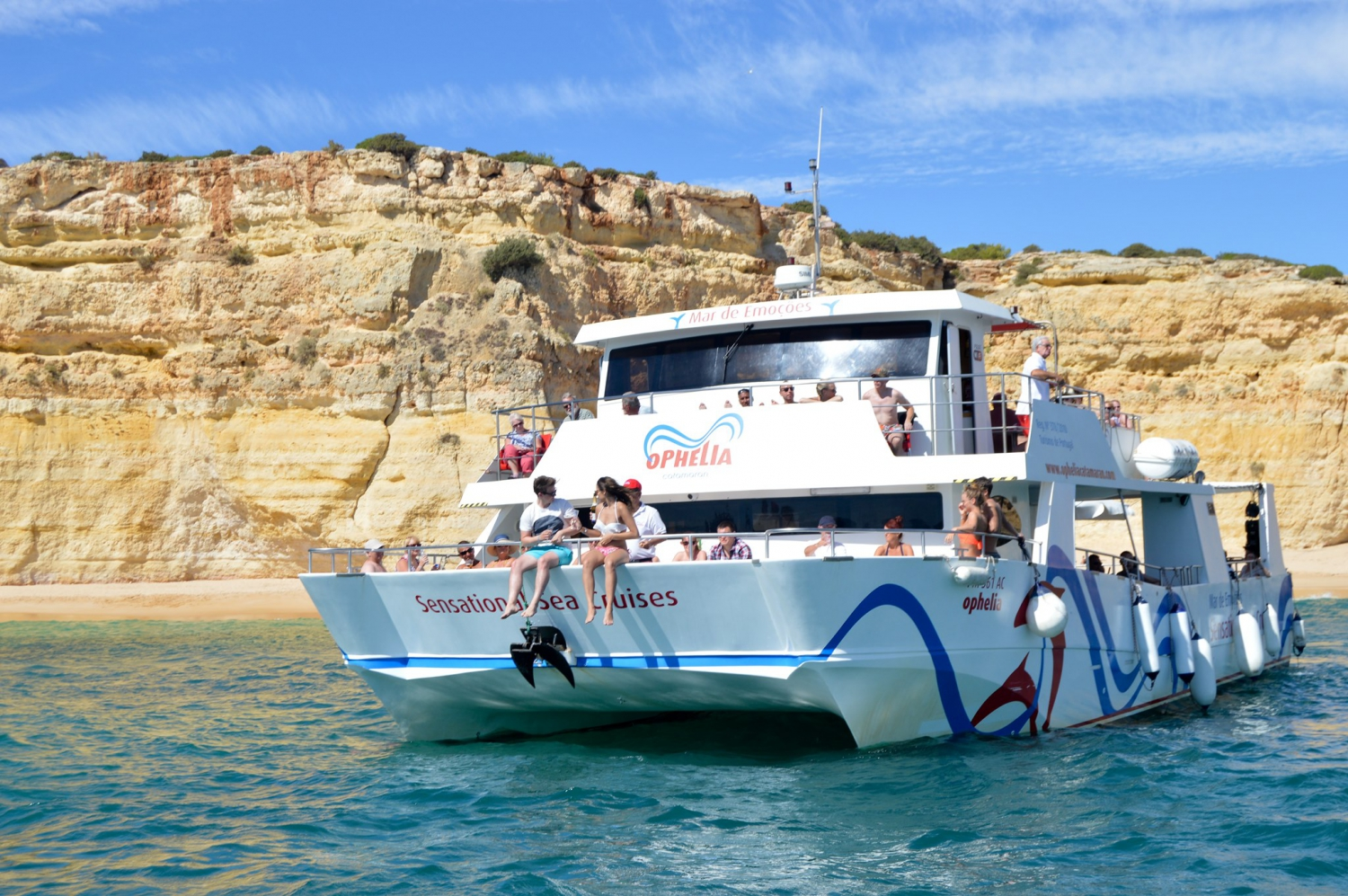 Beat Experience LGBT Pride Boat Party | My Guide Algarve