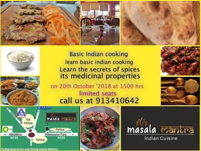 Best Indian Cooking Workshop