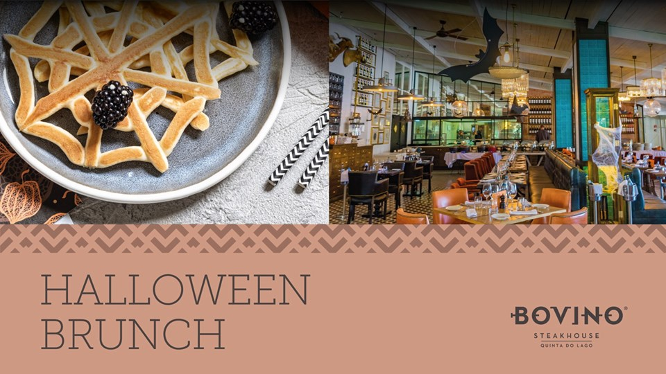 Bovino Special Halloween Brunch