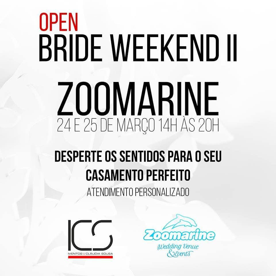 Bride Weekend at Zoomarine