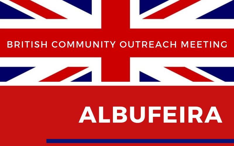 British Ambassador in Albufeira