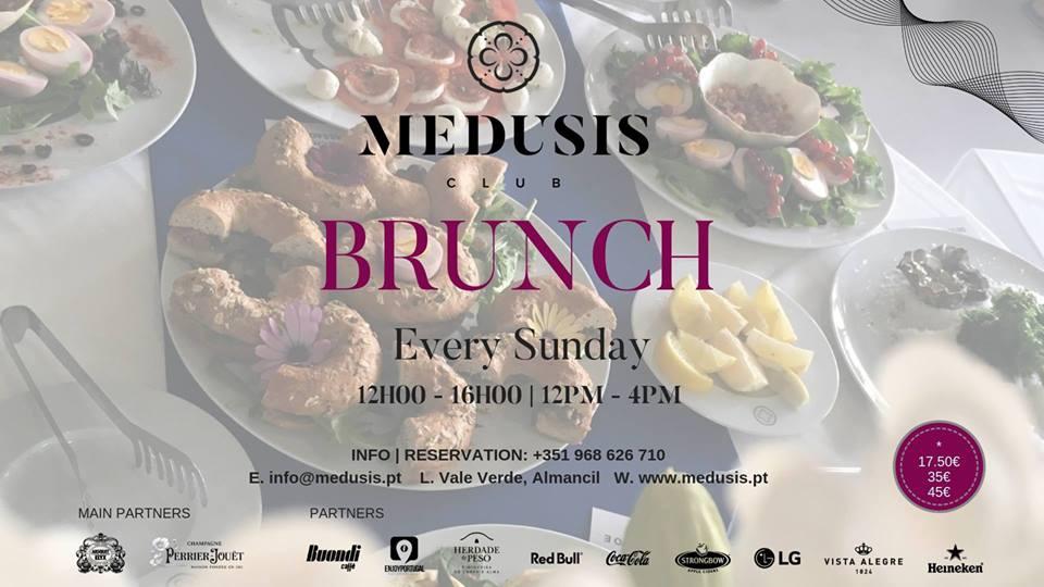 Brunch at Medusis