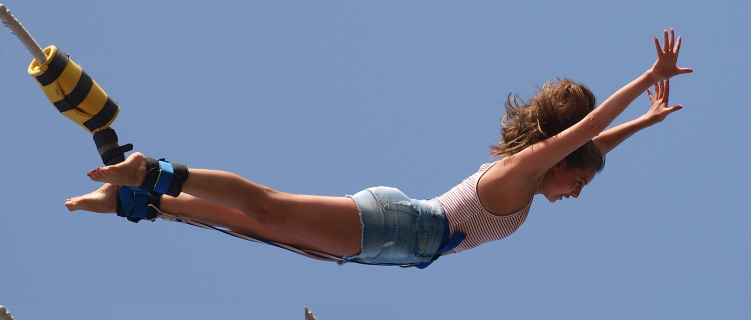 Bungy Jumping in Albufeira