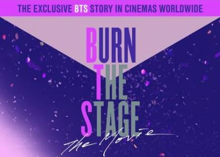 Burn the Stage at MAR Shopping