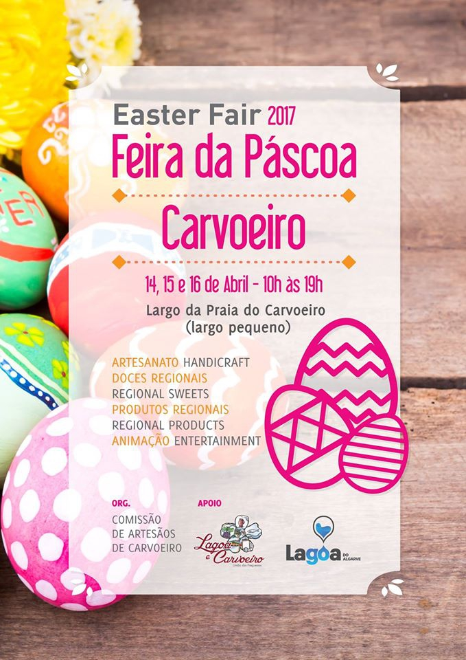 Carvoeiro Easter Fair 2017