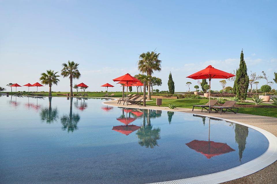 Cascade Resort, Lagos - new wing, new restaurants now open