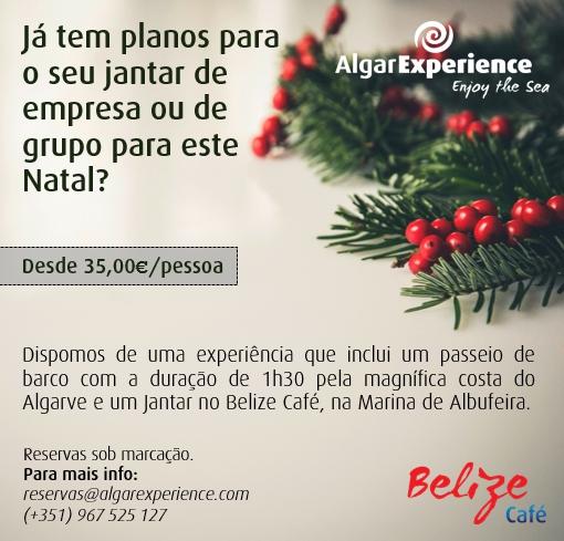 Celebrate Christmas with AlgarExperience