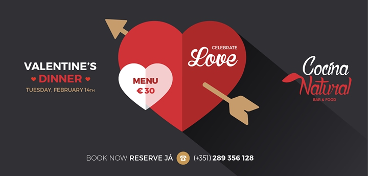 Celebrate Love at Cocina Natural