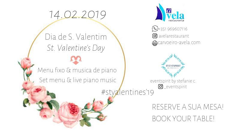 Celebrate Valentine's Day at A Vela