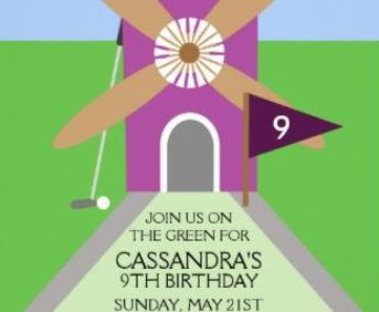 Celebrate Your Child's Birthday at Family Golf Park