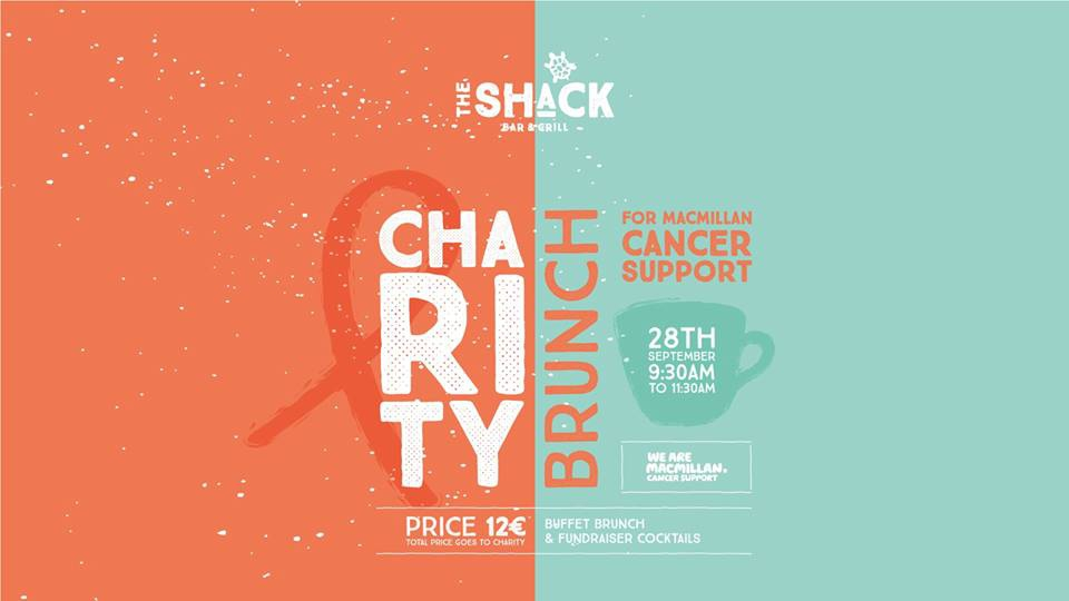 Charity Brunch at The Shack
