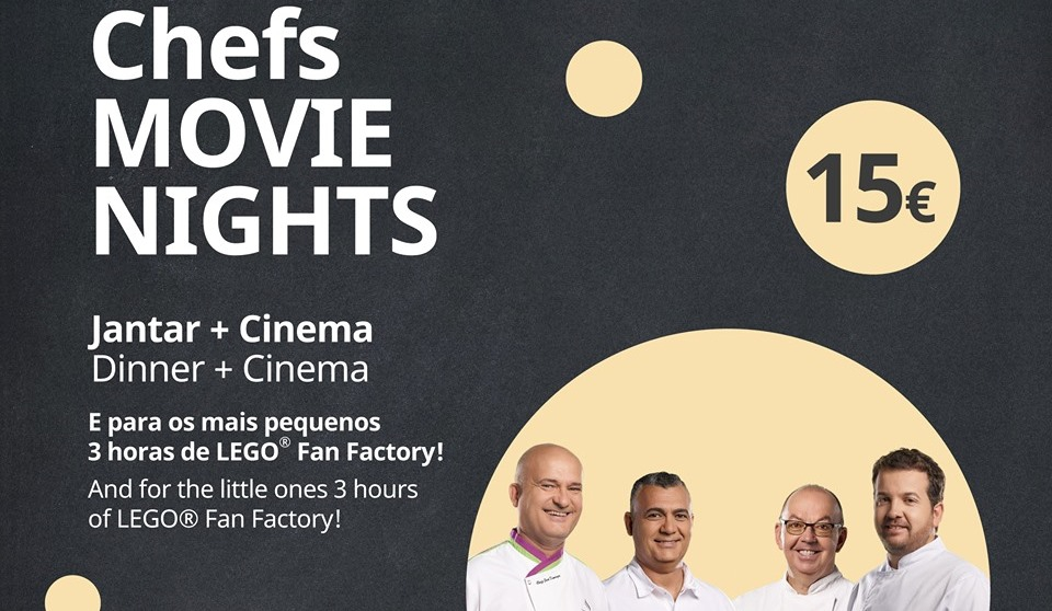 Chefs Movie Nights at MAR Shopping