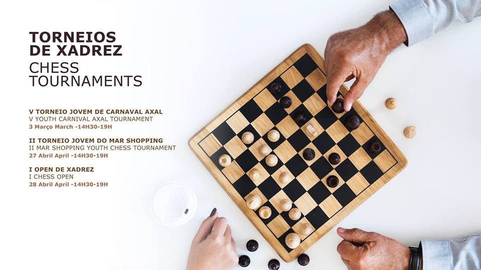 Chess Tournaments at MAR Shopping