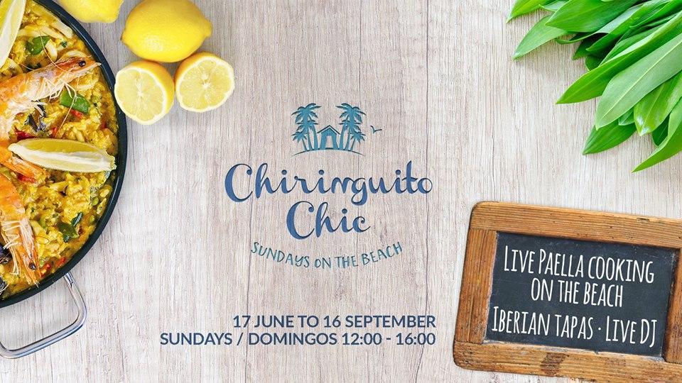 Chiringuito Chic Sunday Brunch