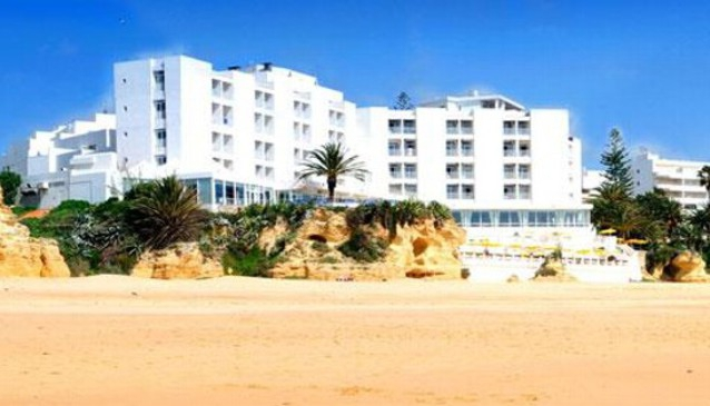 Christmas at Holiday Inn Algarve