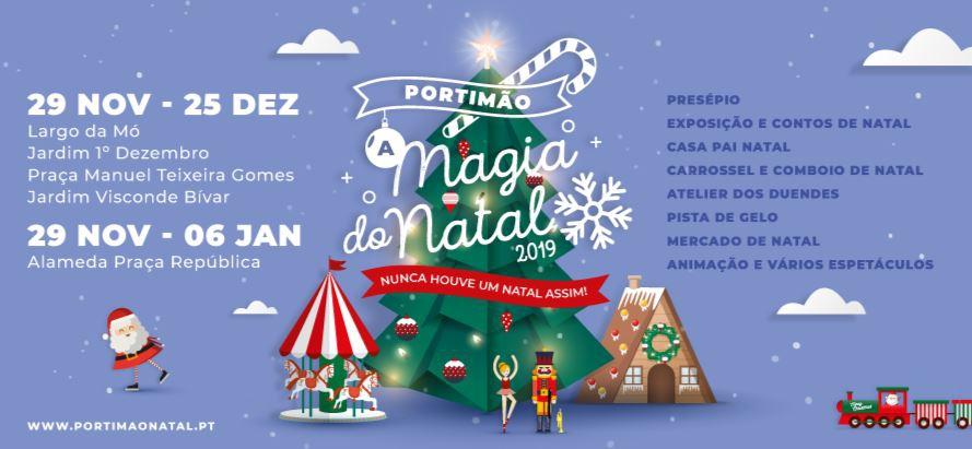Christmas Fun in Portimão