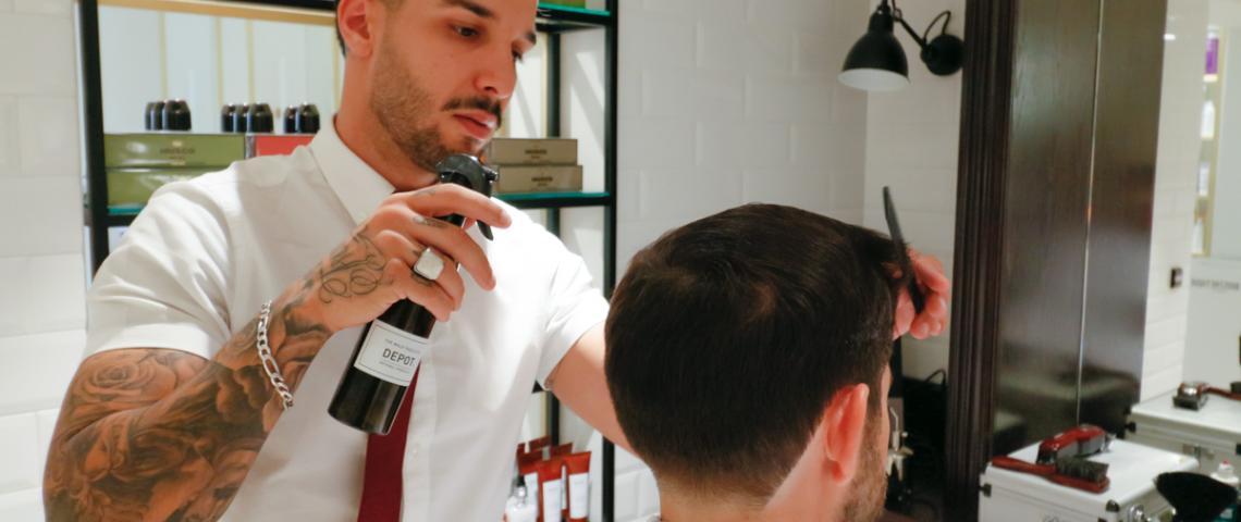 Classic Barber Services at VILA VITA Parc
