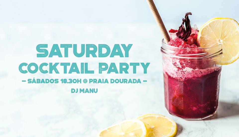Cocktail Saturday at Praia Dourada - Snow Leopard Vodka