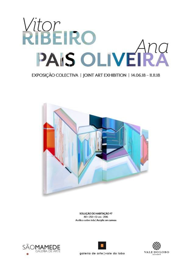 Collective Art Exhibition at Vale do Lobo