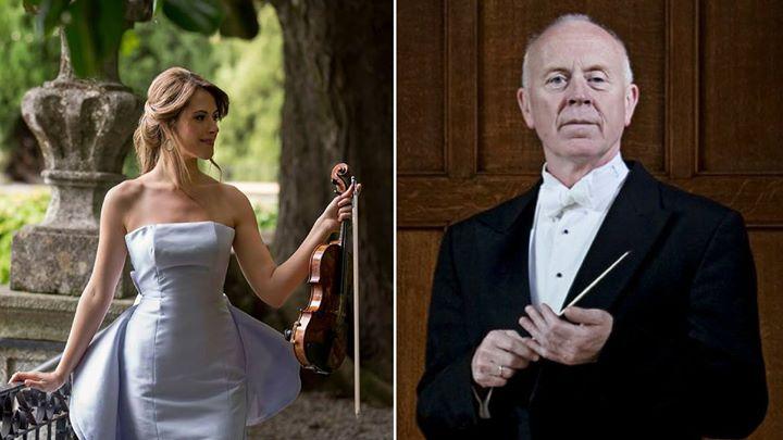 Concerto Encerramento FIMA: OCS, Francesca Dego e Peter Stark