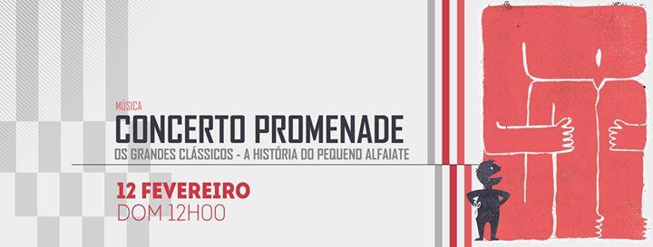 Concerto Promenade | A História do Pequeno Alfaiate