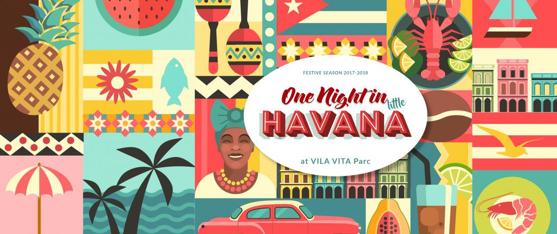 Cuba at VILA VITA Parc this Festive Season