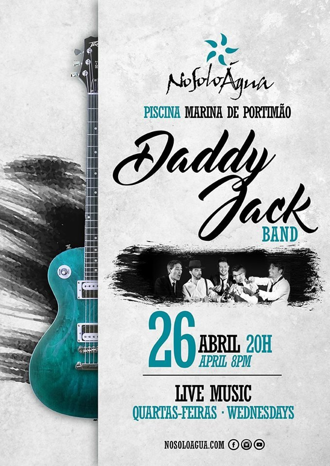Daddy Jack Band at NoSoloAgua
