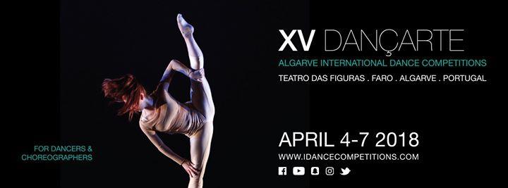 Dançarte 2018 – XV Algarve International Dance Competitions