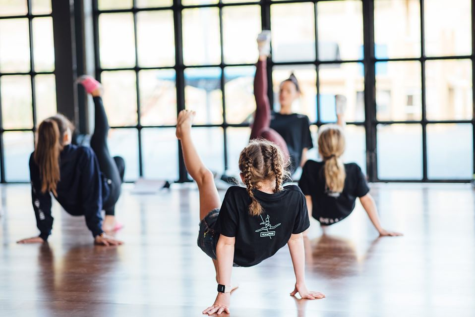 Dance Camp at The Campus with Lauren Jamieson