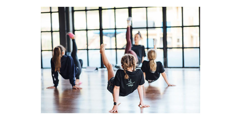 Dance Camp at The Campus