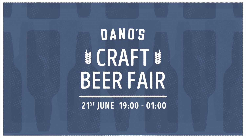 Dano's Craft Beer Fair