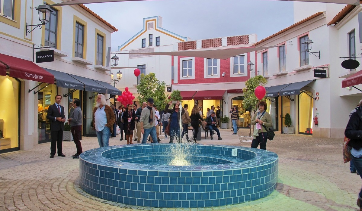 Designer outlet algarve opening offers my guide algarve for Outlet design