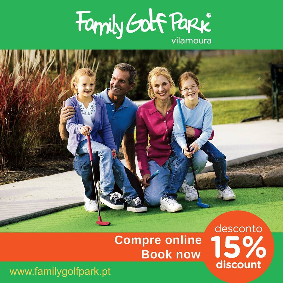 Discount at Family Golf Park
